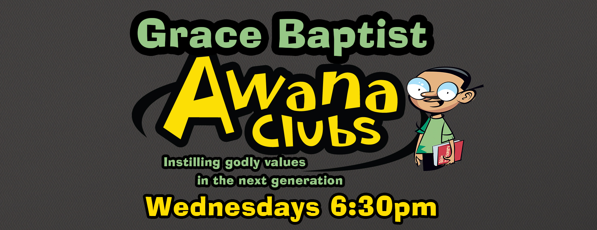 GBC AWANA - Begins Sept 19