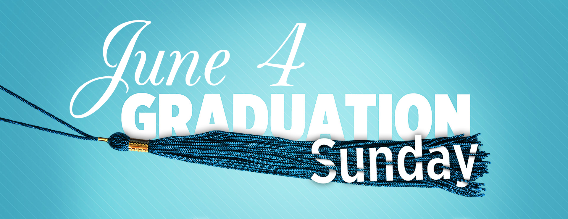 Graduate and Promotion Sunday June 4